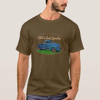 Antique 1947 GMC 100 Blue Truck T-Shirt