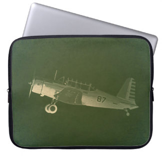 Antique Airplane #87 Airplanes Laptop Sleeve