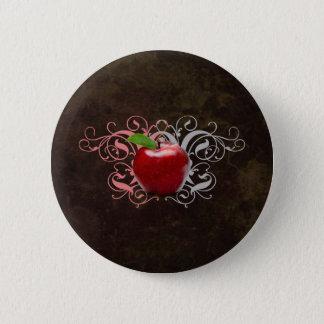 Antique Apple 6 Cm Round Badge