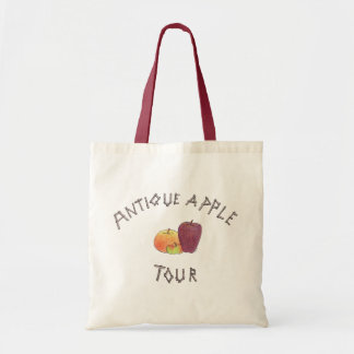 Antique Apple Tour Bag