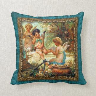 Antique Art Pillows