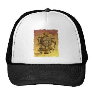 Antique Balloon Trucker Hats
