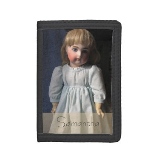 Antique Belton Doll Nylon Wallet