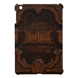 Antique Bible Cover iPad Mini Cover