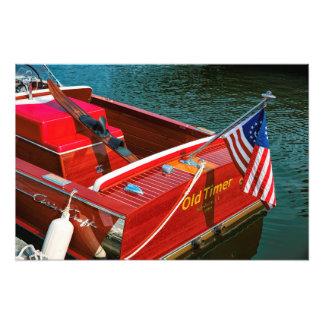 Antique Boat Show 8 Photo Print