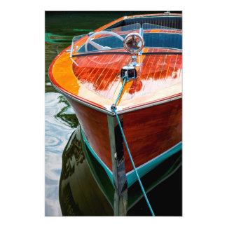 Antique Boat Show 9 Photo Print