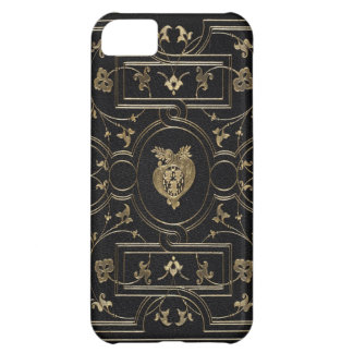 Antique Book Cover Cover For iPhone 5C