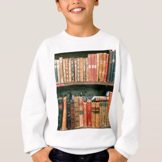 Antique Books Sweatshirt