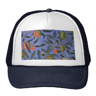 Antique Botanical Design Trucker Hat