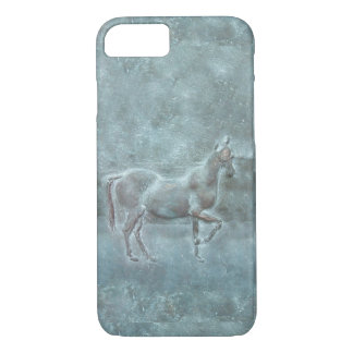 Antique Bronze Horse iPhone 7 Case