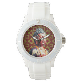 Antique Buddha Wrist Watch