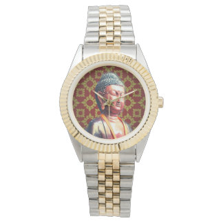 Antique Buddha Wristwatch