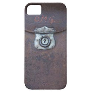 Antique camera case print- Custom Monogram iphone5