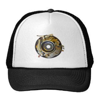 Antique Camera Lens Shutter Cap