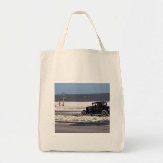 Antique Car Canvas Bag
