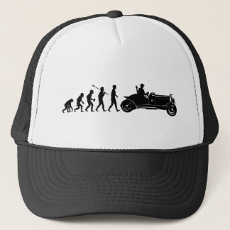 Antique Car Lover Trucker Hat