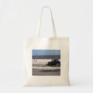 Antique Car Budget Tote Bag