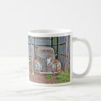 Antique Cars Mug