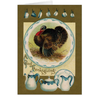 Antique Clapsaddle Thanksgiving Greeting Card