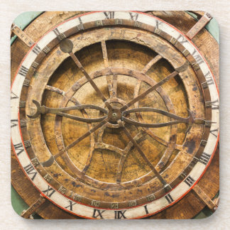 Antique clock face, Germany Coaster