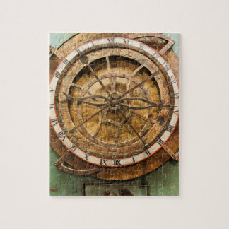 Antique clock face, Germany Puzzles