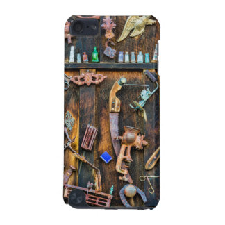 Antique collection on wall iPod touch (5th generation) cases