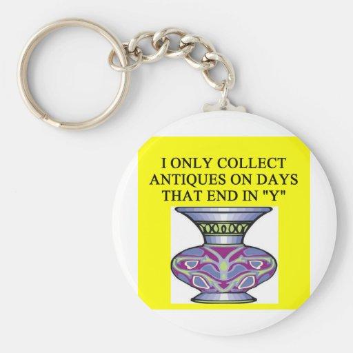ANTIQUE collector joke Key Chains