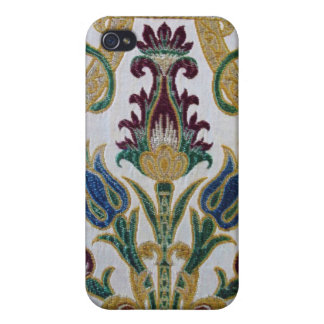 Antique Damask iPhone 4/4S Cases