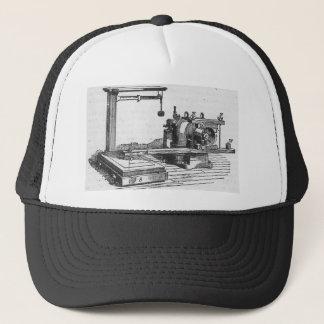Antique Engineering Tool Vintage Ephemera Trucker Hat