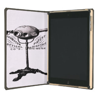 Antique Eye Meter Case For iPad Air