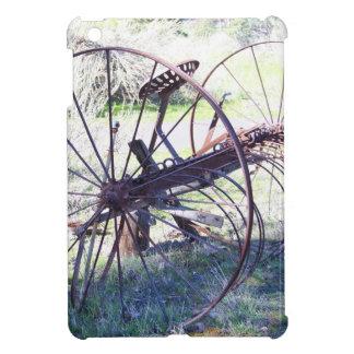 Antique Farm Equipment iPad Mini Cover