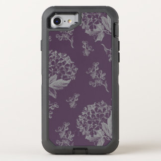 Antique Flower OtterBox Defender iPhone 7 Case