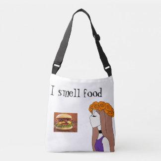 antique food bag
