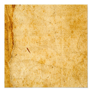 Antique French Paper Parchment Background Texture Card