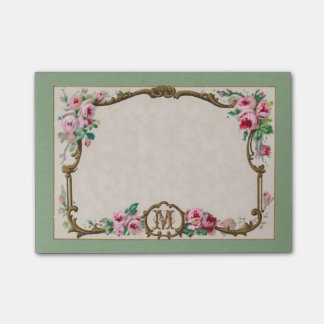 Antique French Rose Perfume Post-it® Notes