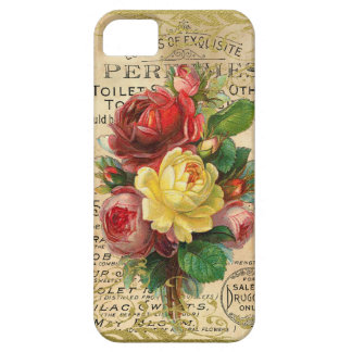 Antique French Roses iPhone 5 Cases