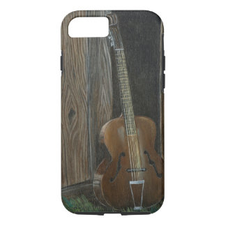 Antique Guitar iPhone 7 Case