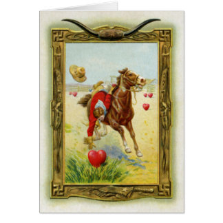 Antique Hearts 2 Card