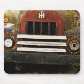 Antique International Harvester Truck Mouse Pad