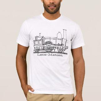 """Antique """"Iron Horse"""" Train Print 1 T-Shirt"""