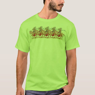 Antique Japanese Indian Chief T-Shirt