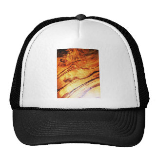 Antique Junk Style Fashion Art Solid Shiny Royal R Cap