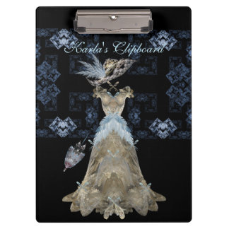 Antique Lace Clipboard