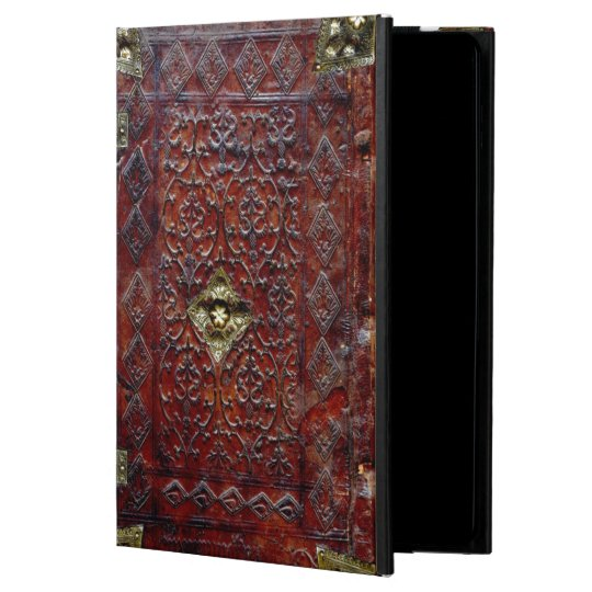 Ipad Air Classic Book Cover : Antique leather book bibliophile ipad air cover zazzle