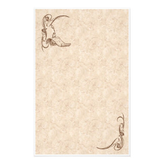 Antique Look Stationery