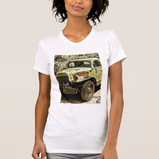 Antique Mail Truck T Shirts