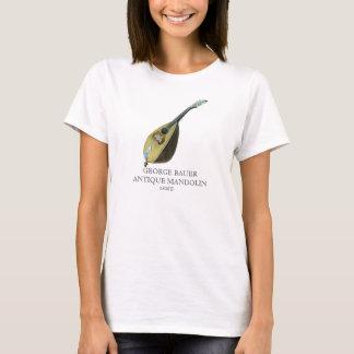 ANTIQUE MANDOLIN-T-SHIRT T-Shirt
