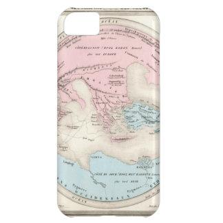 Antique Map iPhone Case Case For iPhone 5C