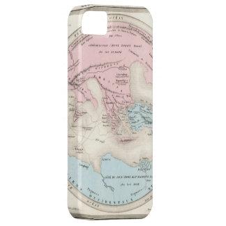 Antique Map iPhone Case iPhone 5 Cases