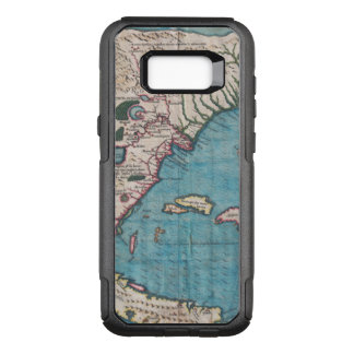 Antique Map of Florida and Cuba OtterBox Commuter Samsung Galaxy S8+ Case